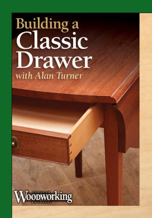 Building a Classic Drawer with Alan Turner Video Download-0