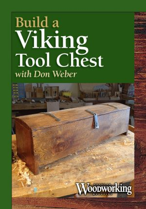 Build a Viking Tool Chest with Don Weber Video Download-0