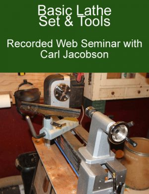 Basic Lathe Set & Tools with Carl Jacobson Web Seminar Download-0