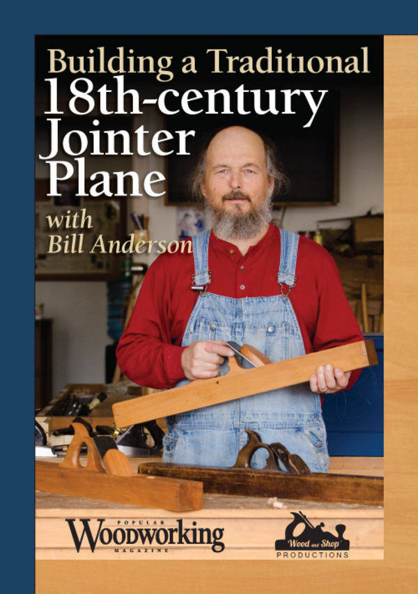 Building a Traditional 18th-Century Jointer Plane with Bill Anderson(Video Download)-0