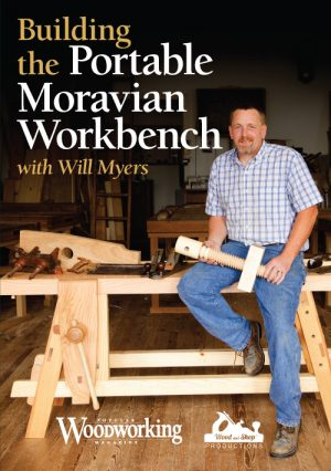 Building the Portable Moravian Workbench with Will Myers (Video Download)-0