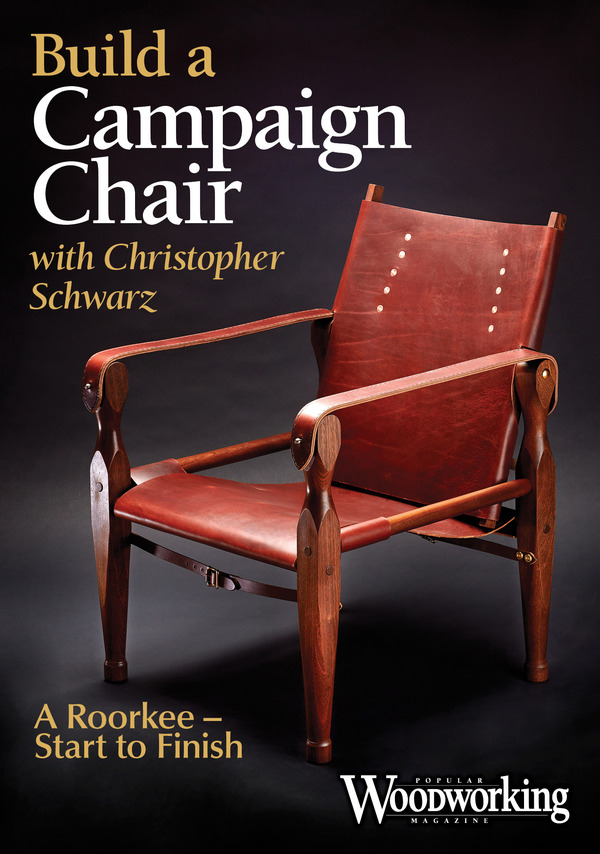 Build a Campaign Chair, with Christopher Schwarz Video Download-0