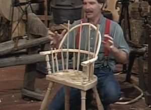 The Woodwright's Shop, Season 17, Episode 3 - Windsor High Chair Video Download-0