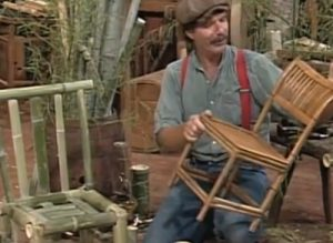 The Woodwright's Shop, Season 17, Episode 4 - Chinese Bamboo Chair Video Download-0