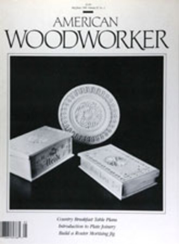 American Woodworker (Digital Issue) May/June 1988-0