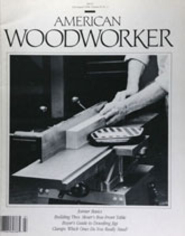 American Woodworker (Digital Issue) July/August 1988-0