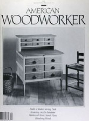 American Woodworker (Digital Issue) September/October 1988-0