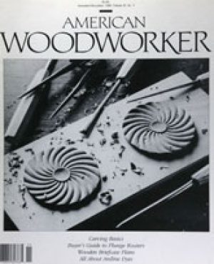 American Woodworker (Digital Issue) November/December 1988-0
