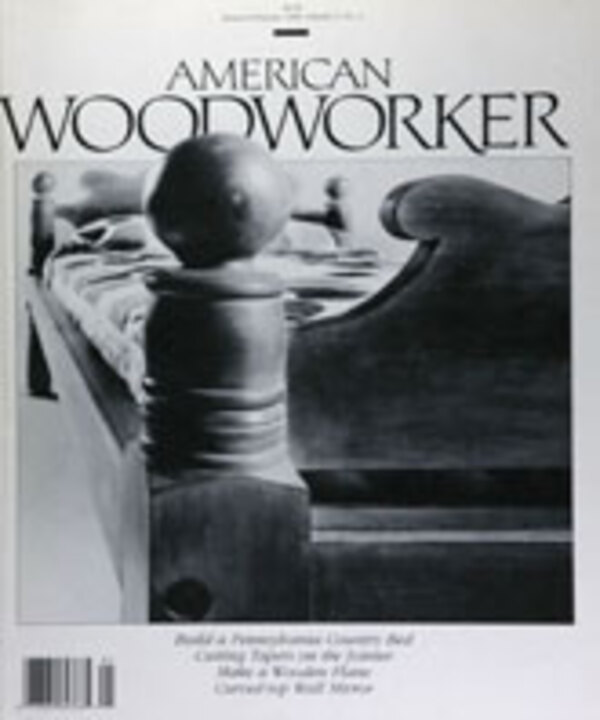 American Woodworker (Digital Issue) January/February 1989-0