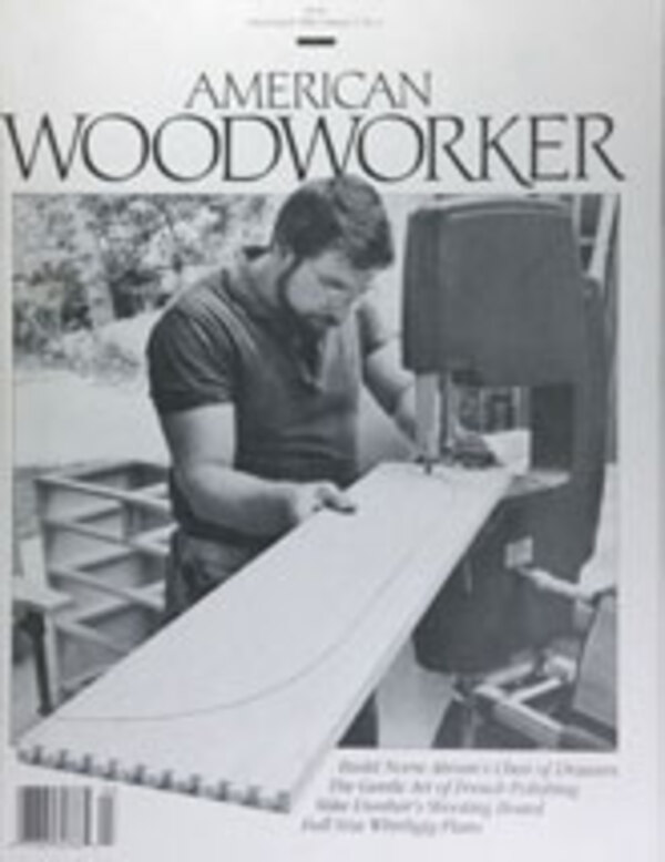 American Woodworker (Digital Issue) March/April 1989-0