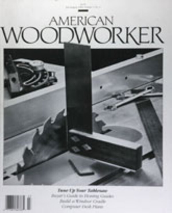 American Woodworker (Digital Issue) July/August 1989-0
