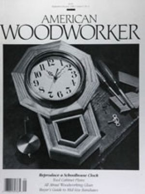 American Woodworker (Digital Issue) September/October 1989-0