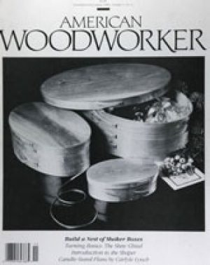 American Woodworker (Digital Issue) November/December 1989-0