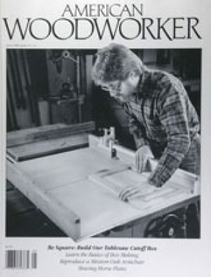 American Woodworker (Digital Issue) June 1990-0