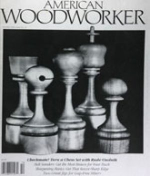 American Woodworker (Digital Issue) October 1990-0