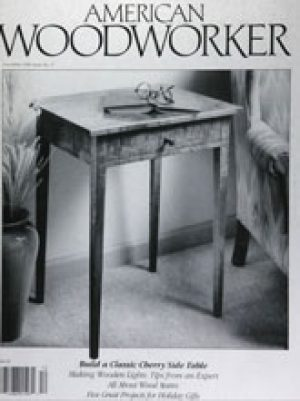 American Woodworker (Digital Issue) December 1990-0