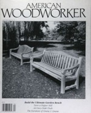 American Woodworker (Digital Issue) April 1991-0