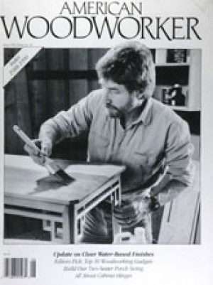 American Woodworker (Digital Issue) June 1991-0