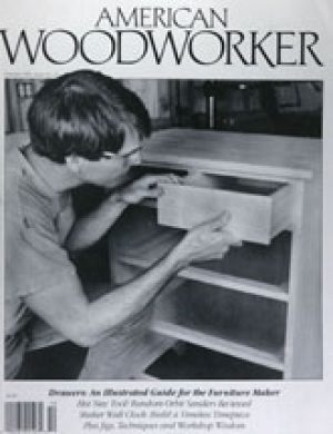 American Woodworker (Digital Issue) October 1991-0