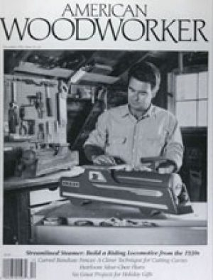American Woodworker (Digital Issue) December 1991-0
