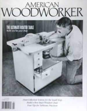 American Woodworker (Digital Issue) February 1992-0