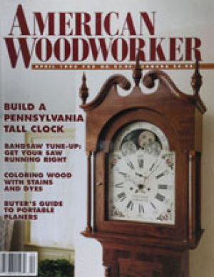 American Woodworker (Digital Issue) April 1992-0