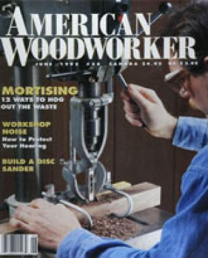 American Woodworker (Digital Issue) June 1992-0
