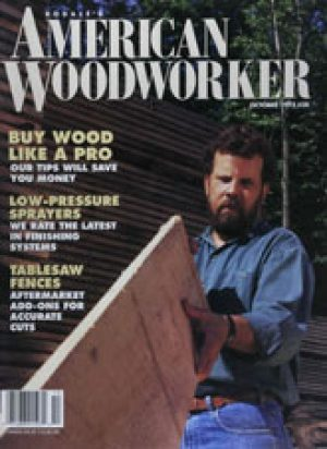 American Woodworker (Digital Issue) October 1992-0