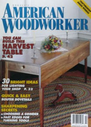 American Woodworker (Digital Issue) February 1993-0