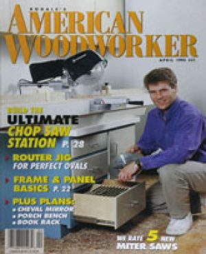 American Woodworker (Digital Issue) April 1993-0