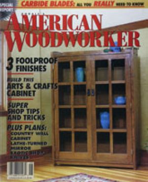 American Woodworker (Digital Issue) June 1993-0