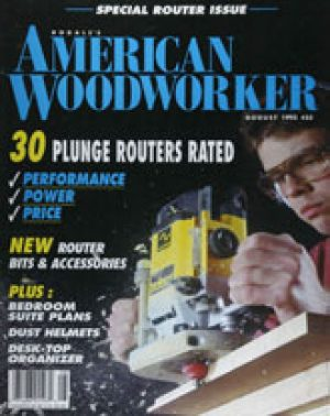 American Woodworker (Digital Issue) August 1993-0