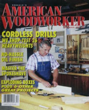 American Woodworker (Digital Issue) December 1993-0