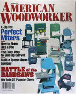 American Woodworker (Digital Issue) June 1994-0