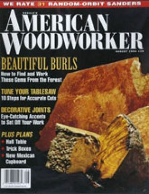 American Woodworker (Digital Issue) August 1994-0