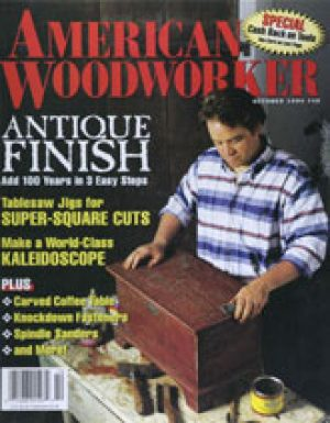 American Woodworker (Digital Issue) October 1994-0