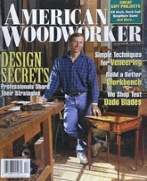 American Woodworker (Digital Issue) December 1994-0