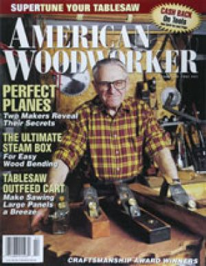 American Woodworker (Digital Issue) February 1995-0