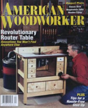 American Woodworker (Digital Issue) April 1995-0