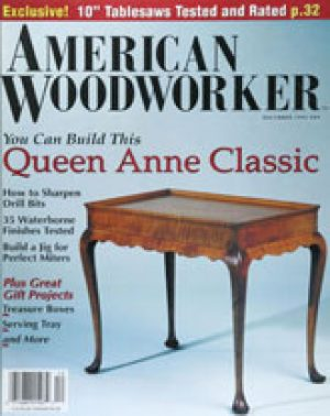 American Woodworker (Digital Issue) December 1995-0