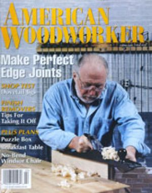 American Woodworker (Digital Issue) February 1996-0