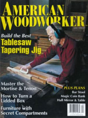 American Woodworker (Digital Issue) April 1996-0