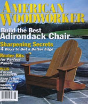 American Woodworker (Digital Issue) June 1996-0