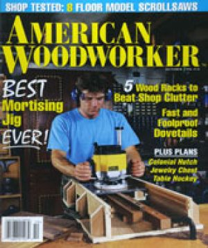American Woodworker (Digital Issue) October 1996-0