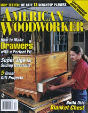 American Woodworker (Digital Issue) December 1996-0