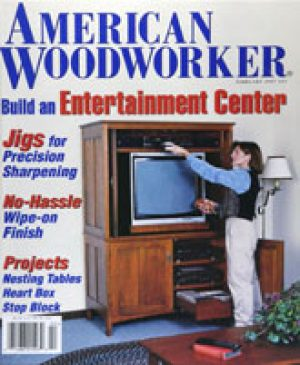 American Woodworker (Digital Issue) February 1997-0