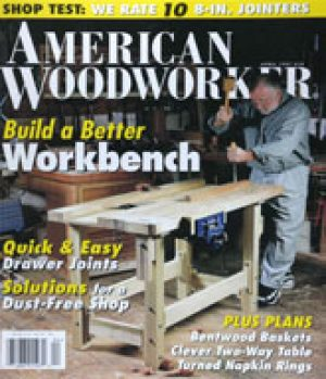 American Woodworker (Digital Issue) April 1997-0