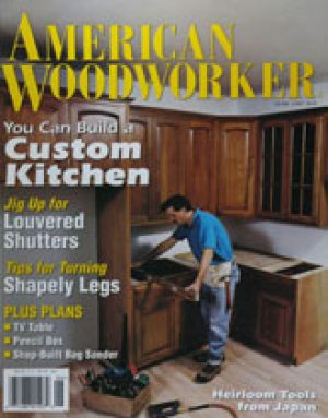 American Woodworker (Digital Issue) June 1997-0