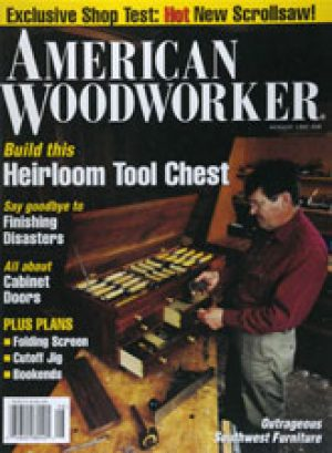 American Woodworker (Digital Issue) August 1997-0