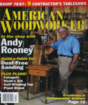 American Woodworker (Digital Issue) December 1997-0
